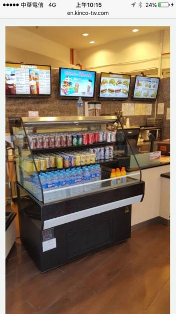玻璃冷藏展示櫃 10