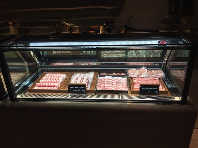 肉品冷藏展示櫃 1