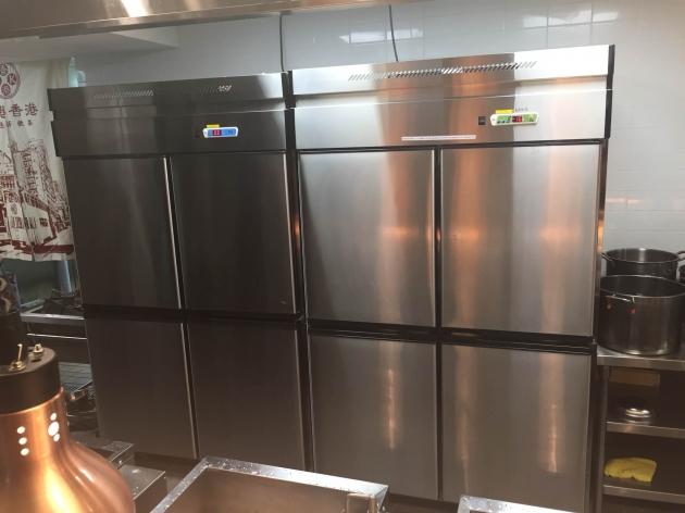 不銹鋼立式冷藏櫃 5