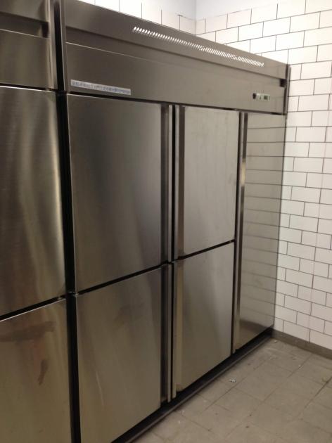 不銹鋼立式冷藏櫃 6