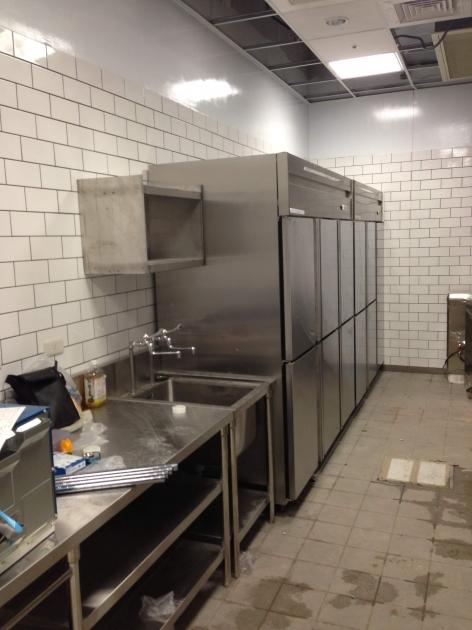 不銹鋼立式冷藏櫃 7