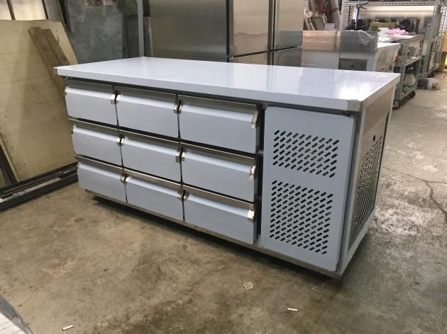 抽屜式臥式冷藏櫃 3