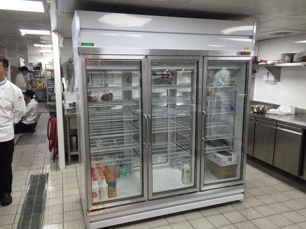 玻璃冷藏展示櫃 1