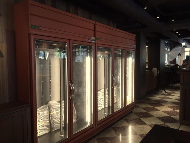 紅酒展示保存櫃 3