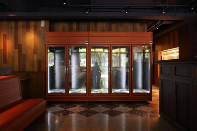紅酒展示保存櫃 4