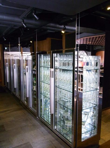 紅酒展示保存櫃 5