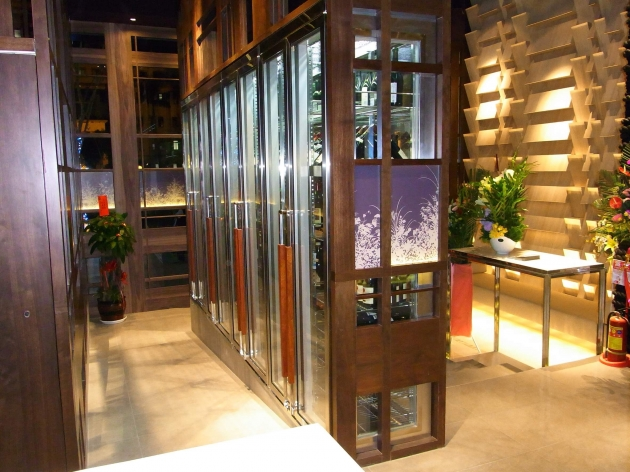 紅酒展示保存櫃 6