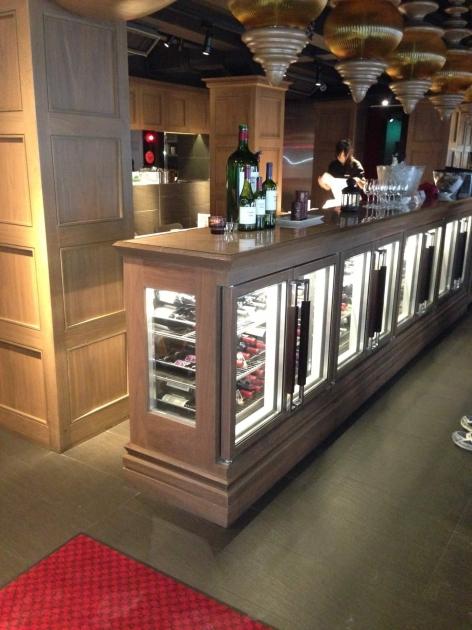 紅酒展示保存櫃 8