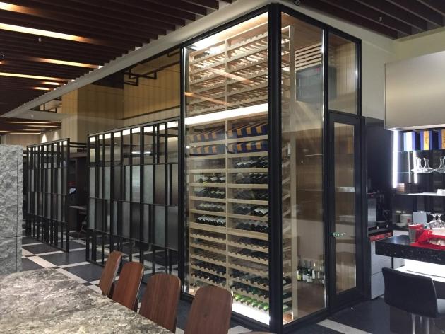 紅酒展示保存櫃 9